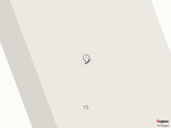 Диагональ на карте Северодвинска