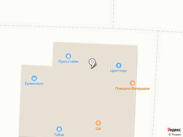 Магазин-закусочная на карте Ярославля