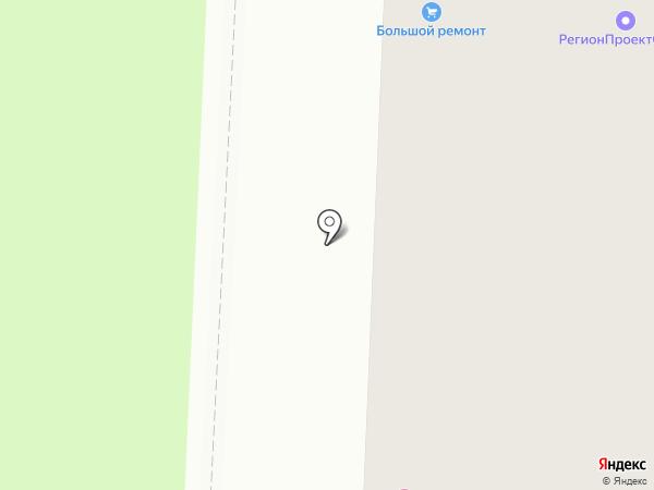 Мясной бутик на карте Ярославля