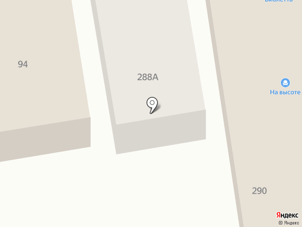 E1 на карте Ростова-на-Дону