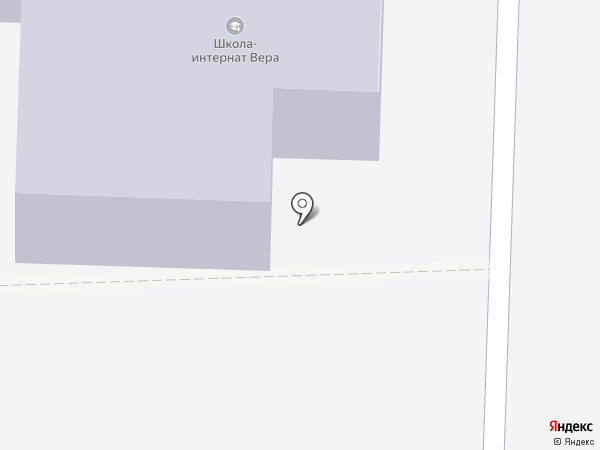 Вера на карте Рязани