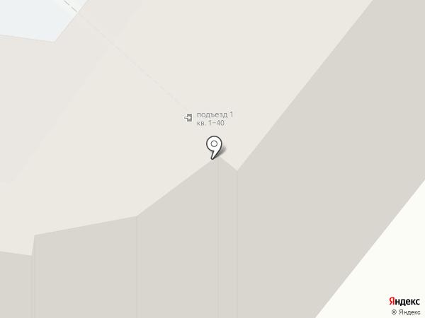Восток, ТСЖ на карте Рязани
