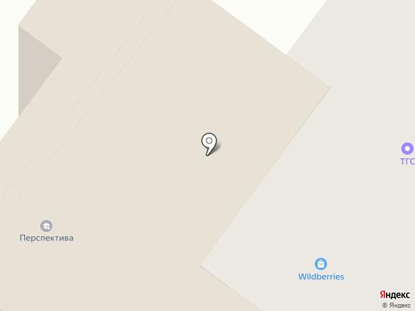 Колыбелька на карте Рязани
