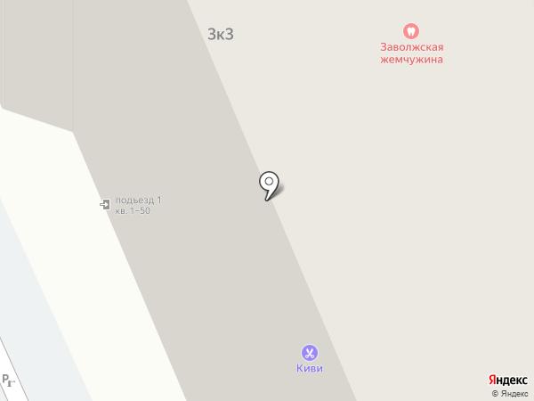 Sharm на карте Ярославля