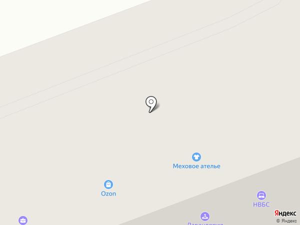 Росгосстрах-Архангельск-Медицина на карте Северодвинска