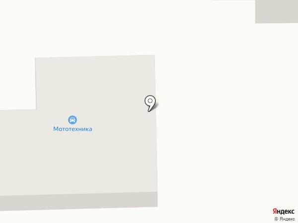 Роллинг Мото на карте Янтарного
