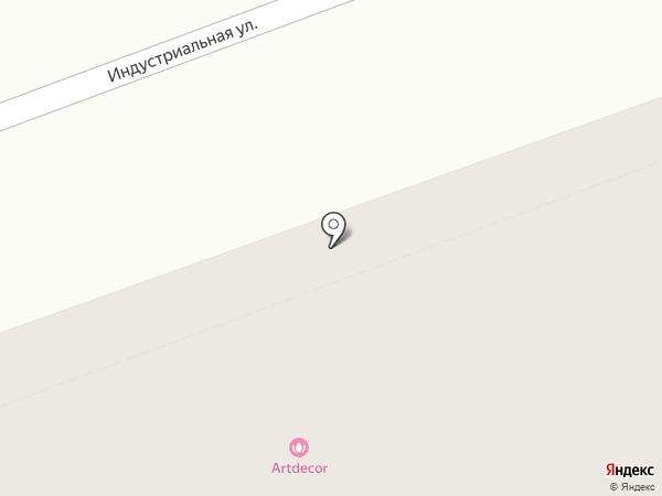 Руссо Туристо Северодвинск на карте Северодвинска