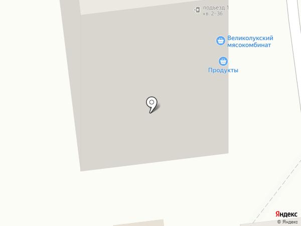 Хлебозавод №3 на карте Рязани