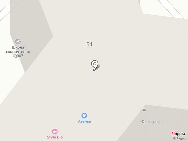 Котопес на карте Рязани