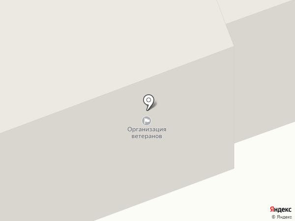 Совет ветеранов войны и труда г. Северодвинска на карте Северодвинска