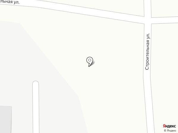 Киоск фастфудной продукции на карте Янтарного