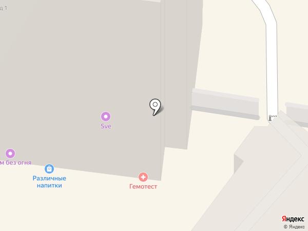 Пивоварка на карте Рязани