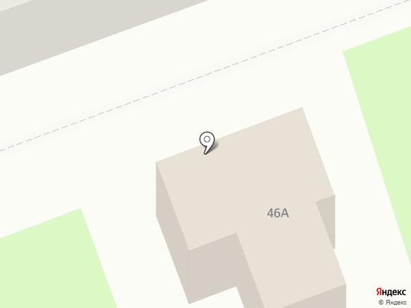 Мангал-хаус на карте Северодвинска
