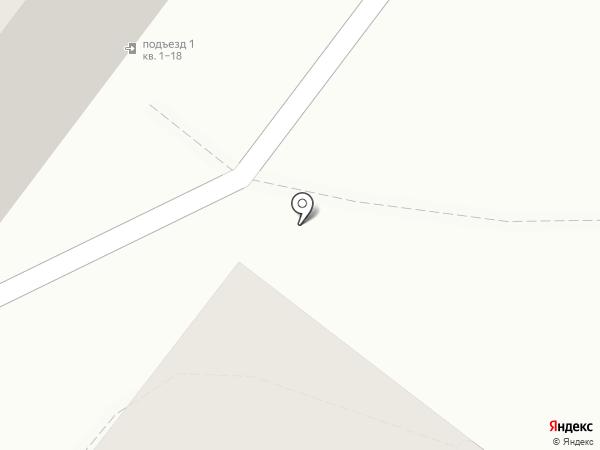 Гостиница на карте Ярославля