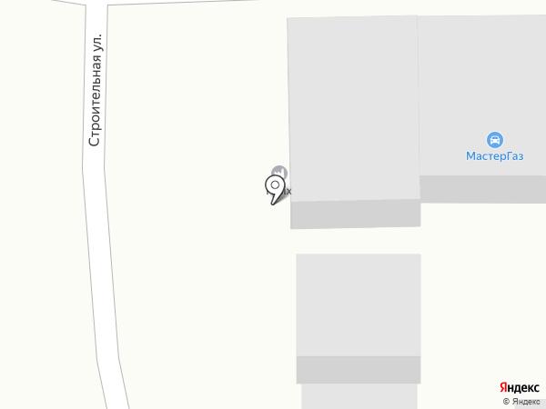 АксайДизель на карте Янтарного