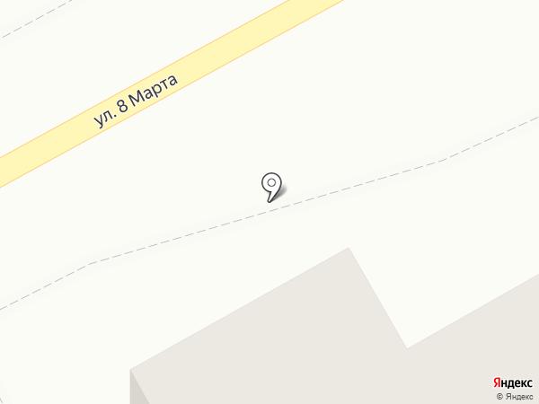 Домовой на карте Ярославля