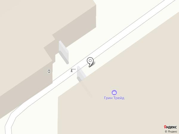 Старый немец на карте Ярославля