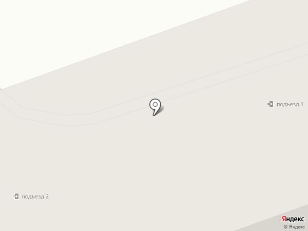 Эскулап на карте Северодвинска