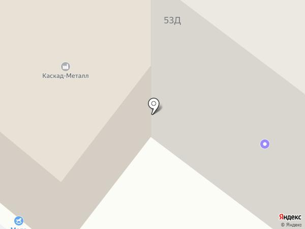Арлекино на карте Рязани