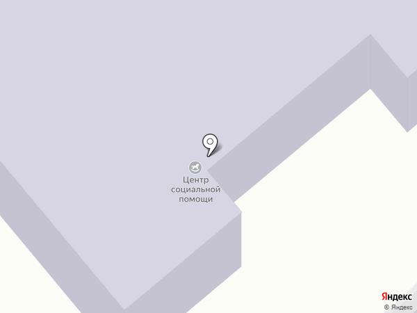 Областной центр психолого-педагогической, медицинской и социальной помощи на карте Вологды