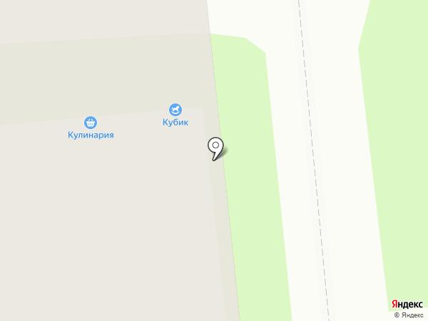 Мясная лавка на карте Вологды