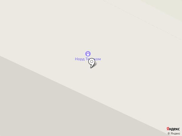 Книжкин дом на карте Северодвинска