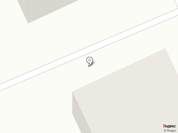 Путь домой на карте Ярославля