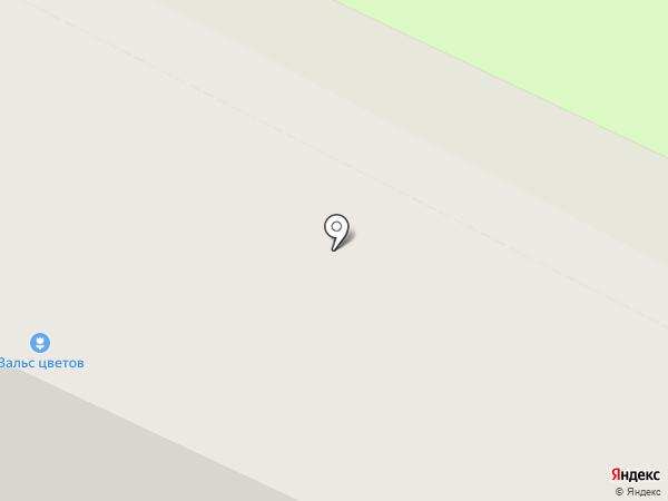 Банкомат, Минбанк, ПАО на карте Северодвинска