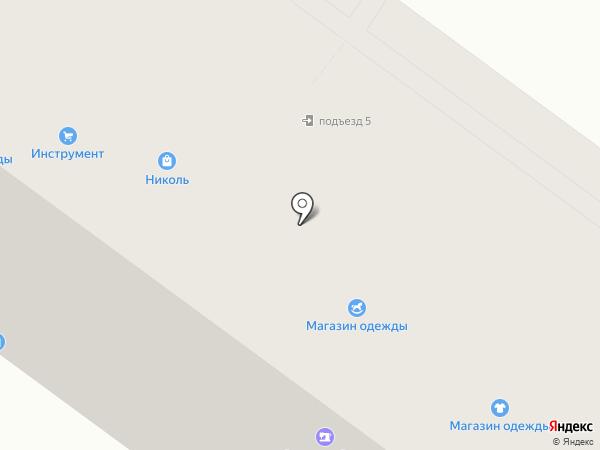 Магазин инструментов на карте Ярославля