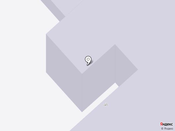 Ронин на карте Вологды