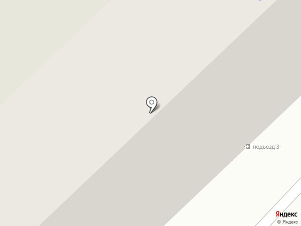 Южная крепость на карте Вологды