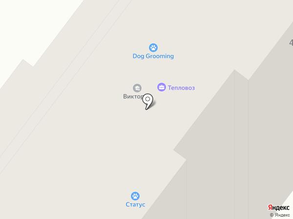 Дизайнерская фирма на карте Рязани