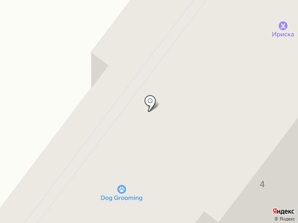 В гостях у Кроша на карте Рязани