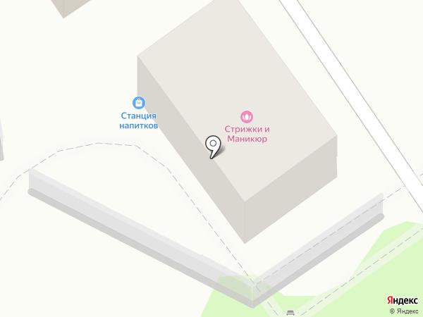 БалтБет на карте Ростова-на-Дону
