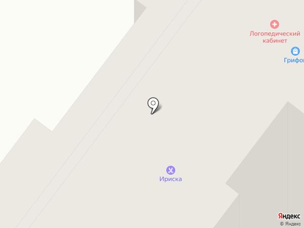 Элика на карте Рязани
