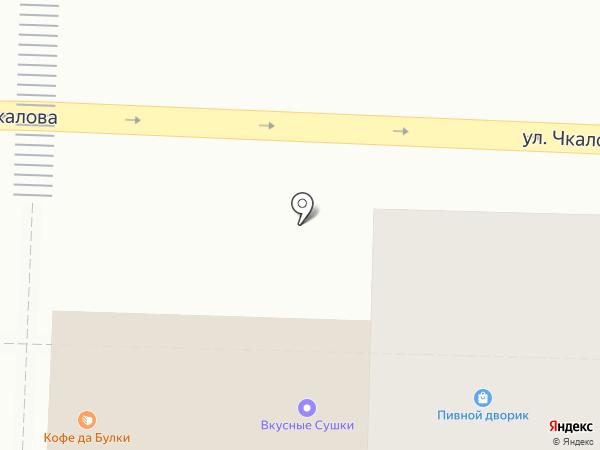 Кафе на карте Ярославля