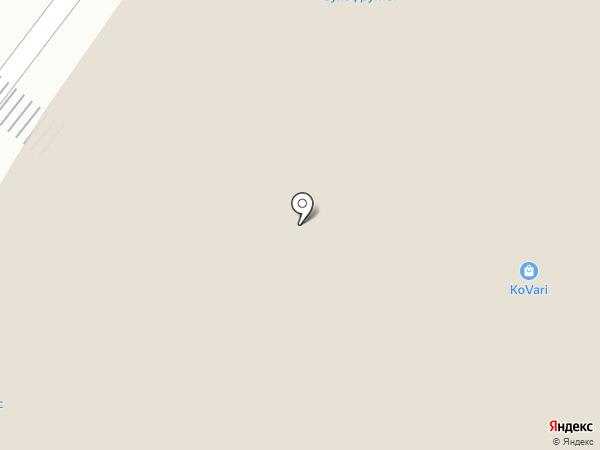 Мастеркофф на карте Рязани