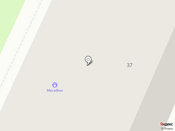 Норд Телеком на карте Северодвинска
