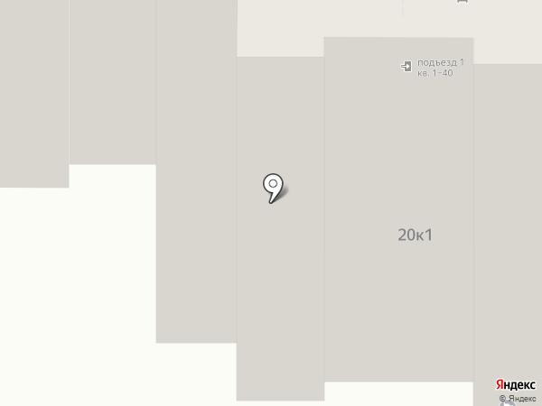 Бэлла на карте Рязани