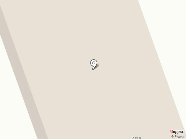 Севмаш-Отель на карте Северодвинска