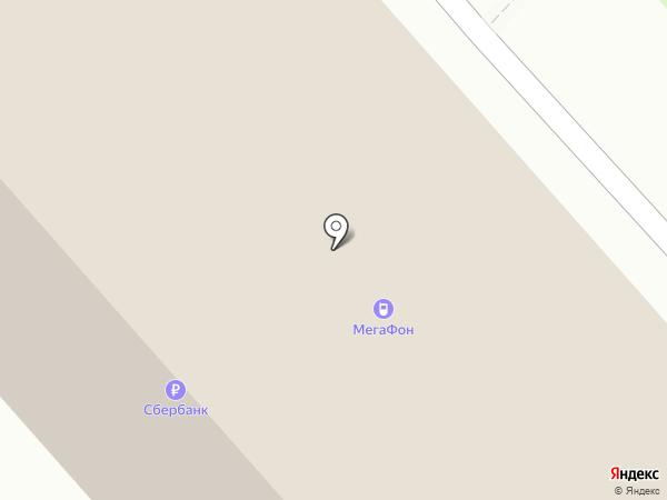 МегаФон на карте Вологды