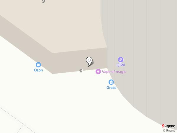 Магазин бижутерии на карте Рязани