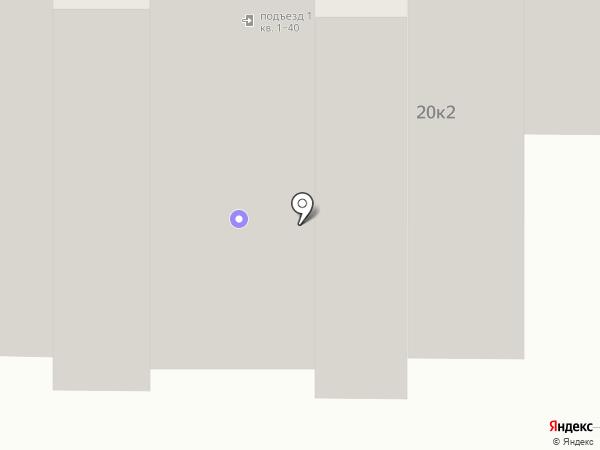Компания по установке межкомнатных дверей на карте Рязани