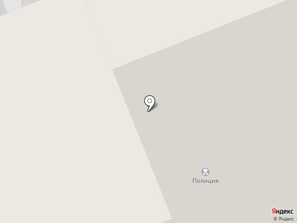 Участковый пункт полиции, Отдел полиции №17 на карте Северодвинска