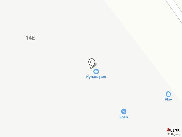 Gutewetter Ростов на карте Аксая