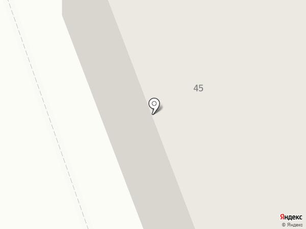 Вуаля на карте Северодвинска