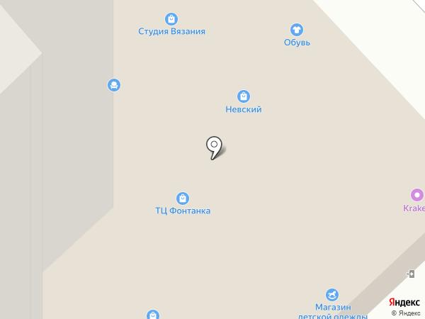 Дом Цветов на карте Вологды