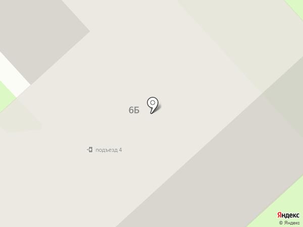 Эдем на карте Вологды