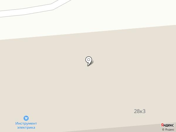 Керамир на карте Вологды