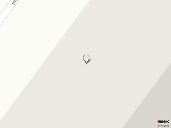 Реклама на кнопке на карте Ярославля